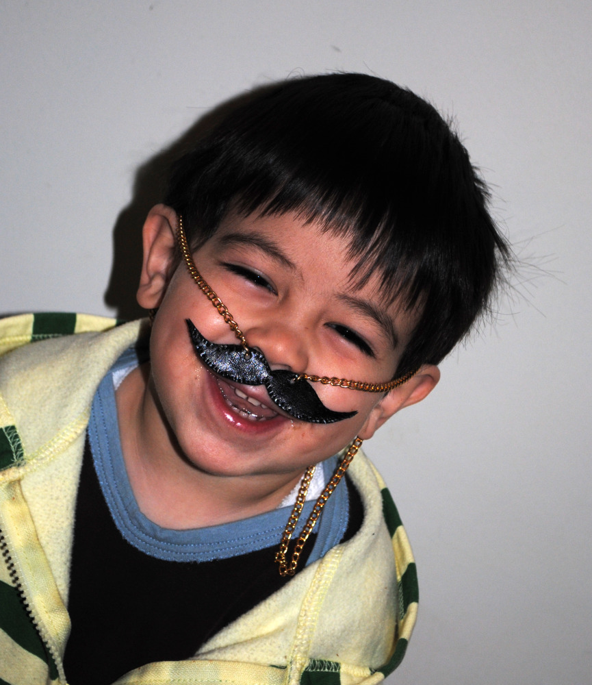 how to make mustache grow
