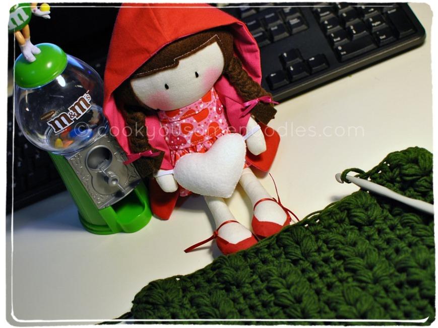 sarah crochet