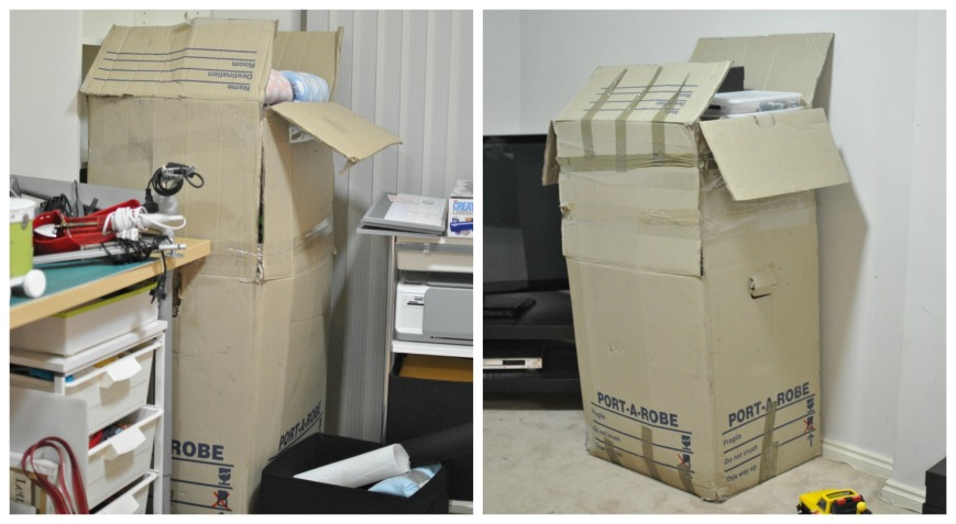 boxes Collage