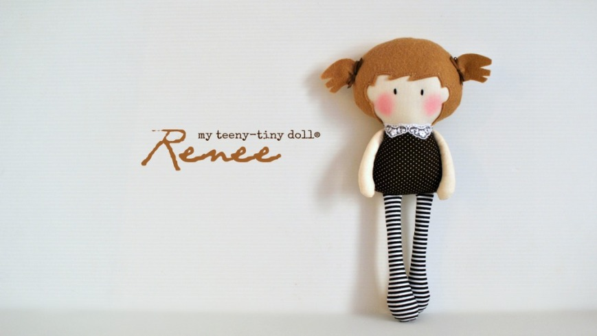 My Teeny-Tiny Doll® Renee