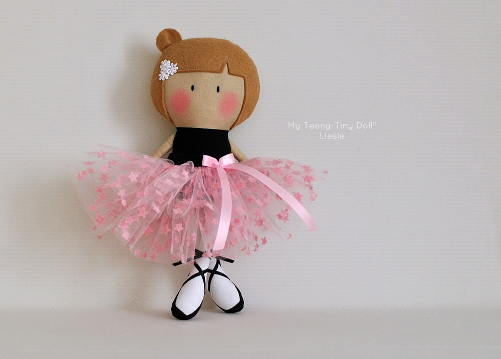 My Teeny-Tiny Doll® Liesle