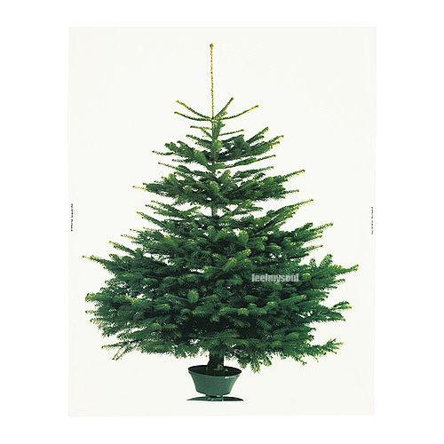 Ikea Christmas Tree Fabric