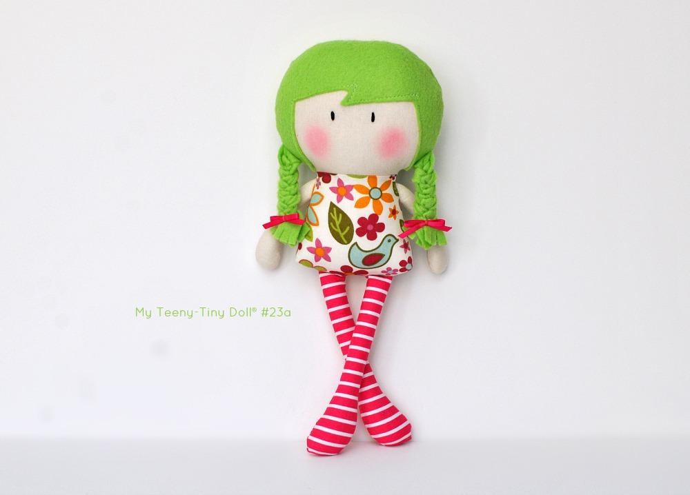 My Teeny-Tiny Doll® #23a