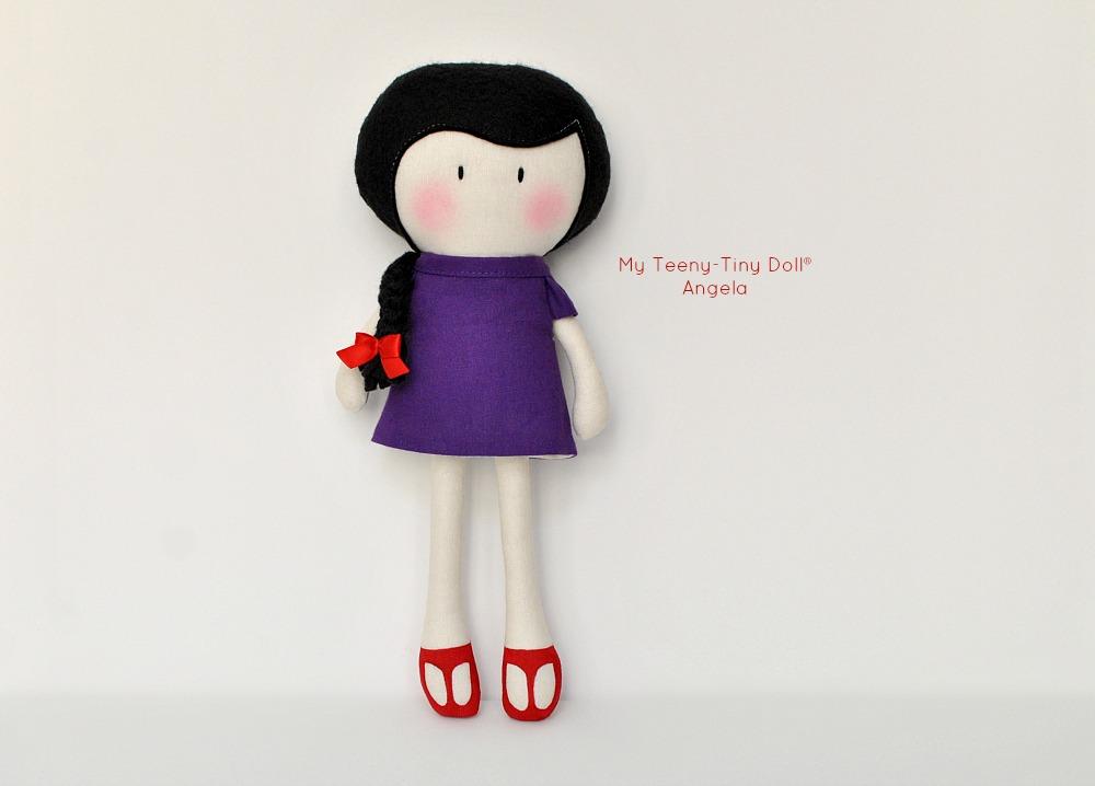 My Teeny-Tiny Doll® Angela