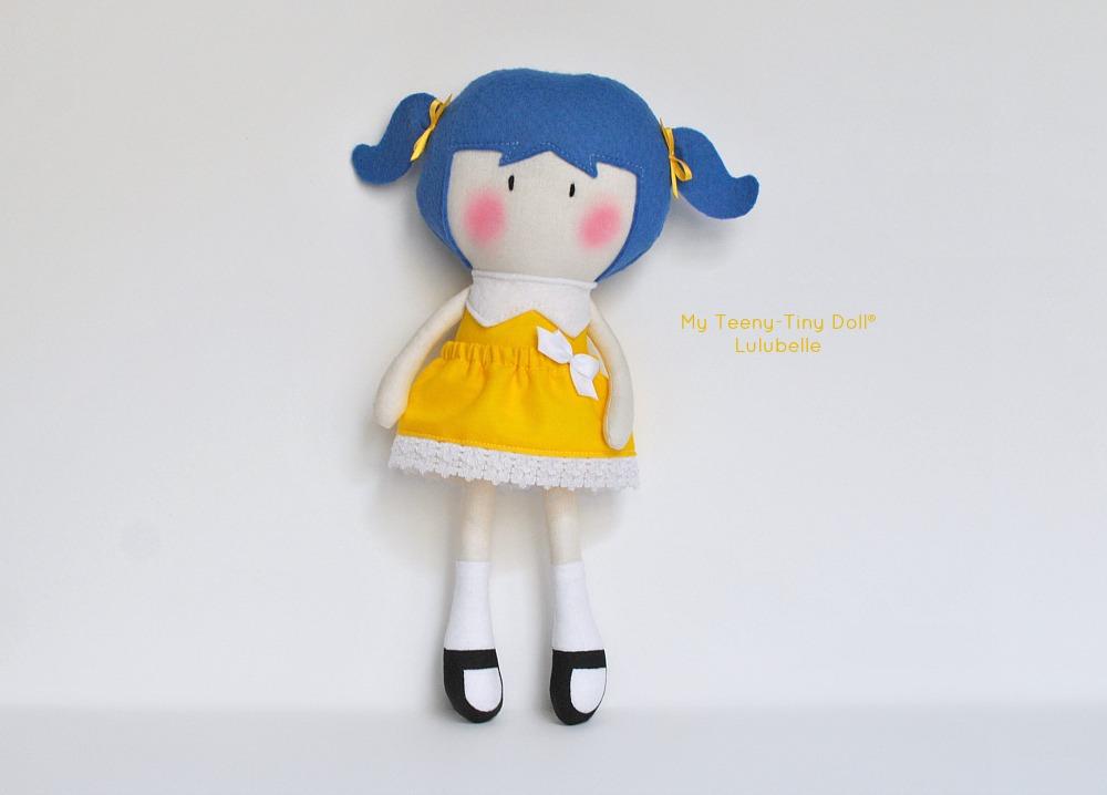 My Teeny-Tiny Doll® Lulubelle