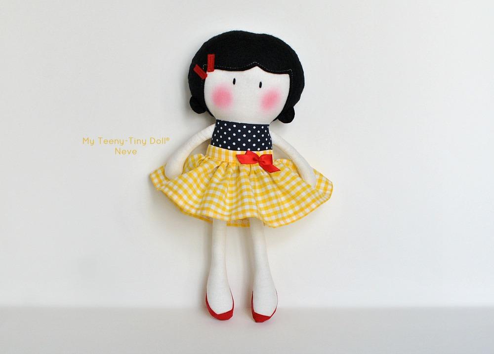 My Teeny-Tiny Doll® Neve