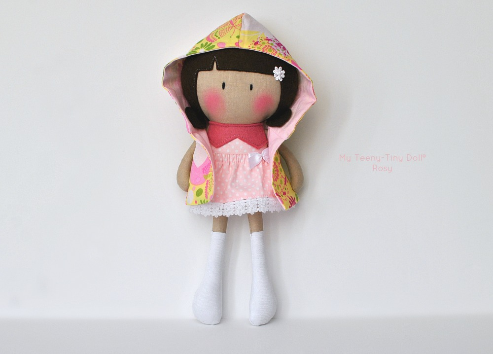 My Teeny-Tiny Doll® Rosy