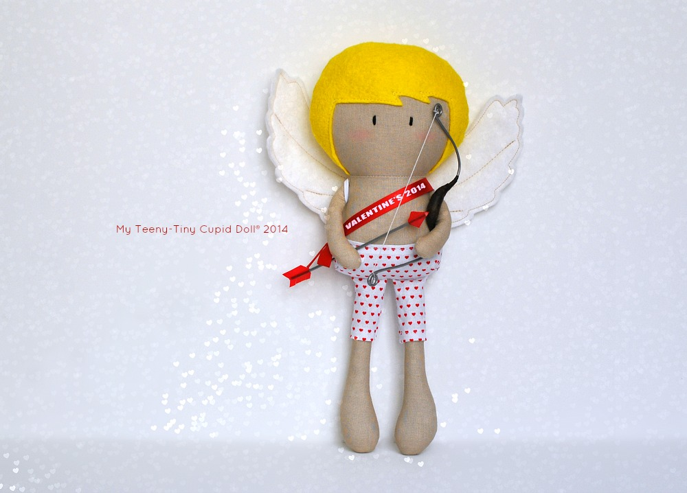 My Teeny-Tiny Cupid Doll® 2014