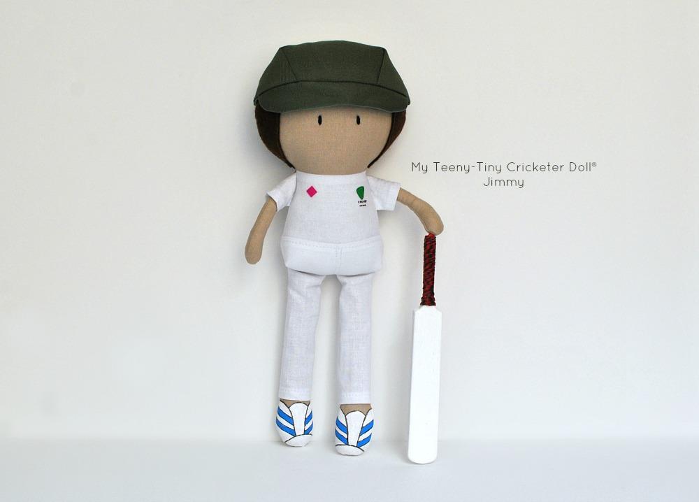 My Teeny-Tiny Doll® Jimmy