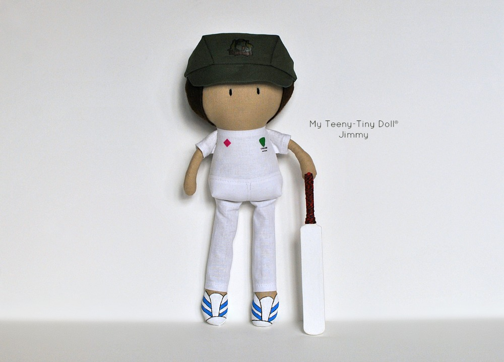 My Teeny-Tiny Doll® Jimmy