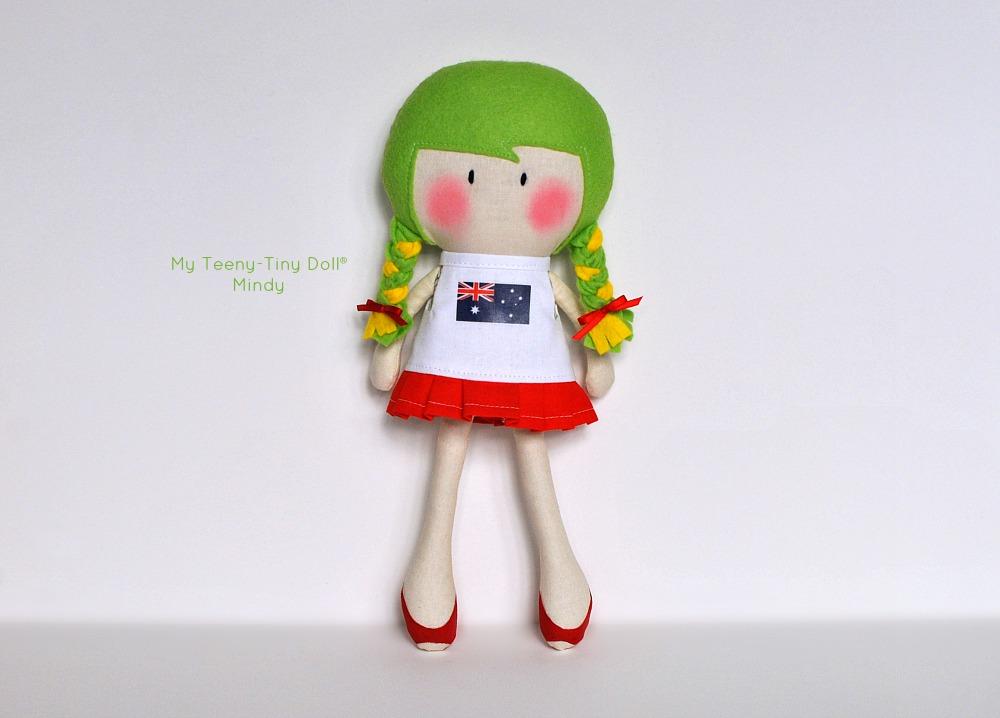 My Teeny-Tiny Doll® Mindy