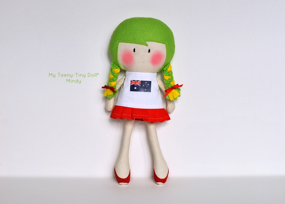 My Teeny-Tiny Doll® Mindy