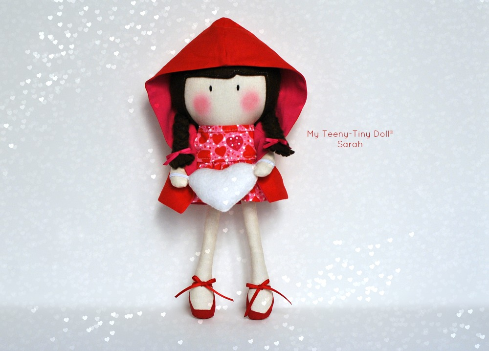 My Teeny-Tiny Doll® Sarah