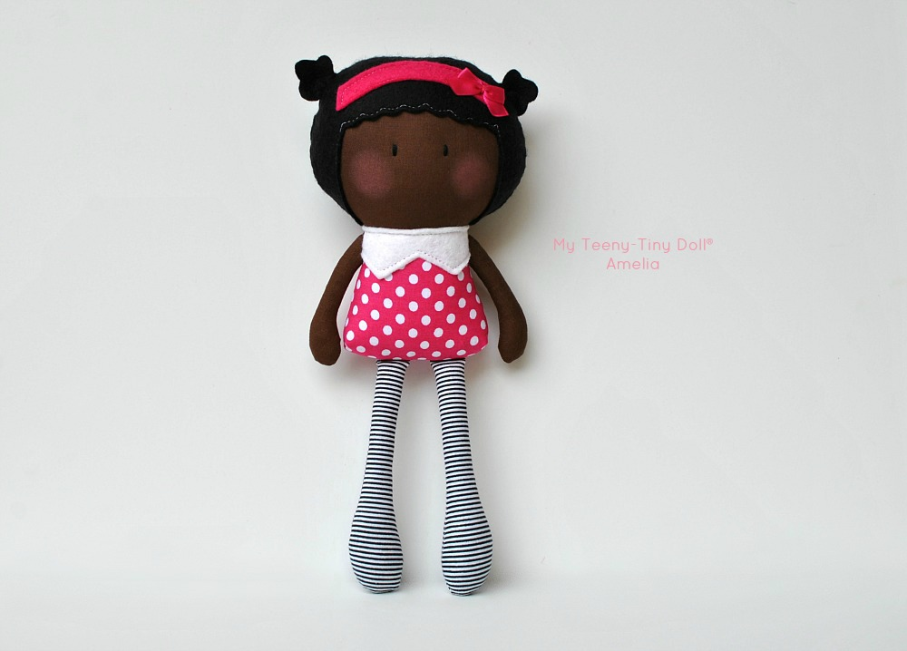 My Teeny-Tiny Doll® Amelia