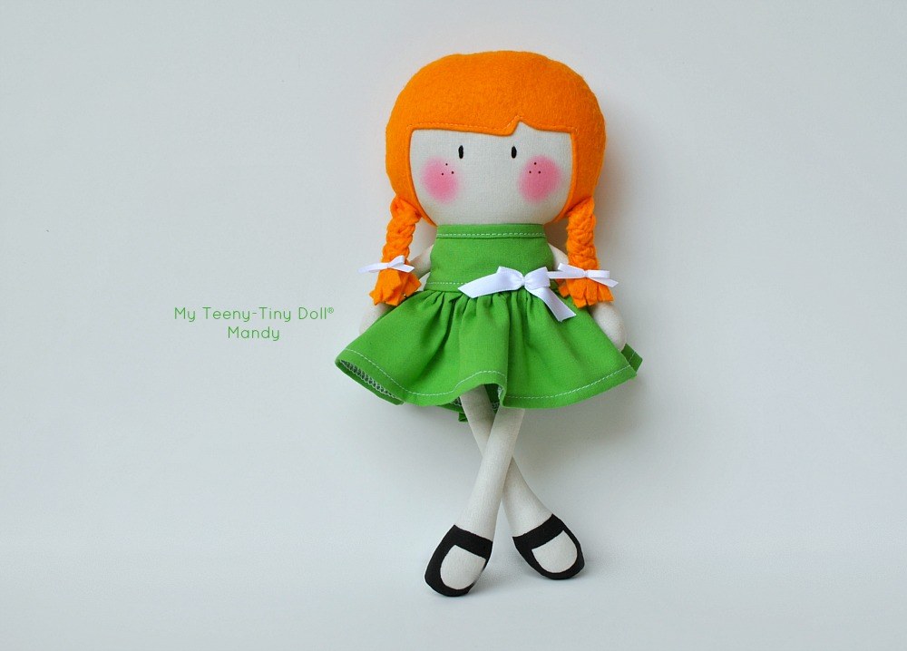 My Teeny-Tiny Doll® Mandy