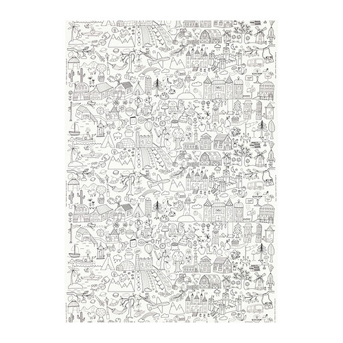 IKEA TINDY Fabric