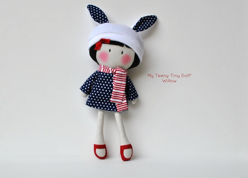 My Teeny-Tiny Doll® Willow