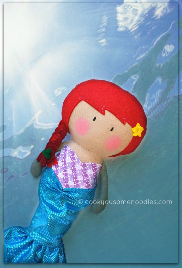 My Teeny-Tiny Doll® Aliah
