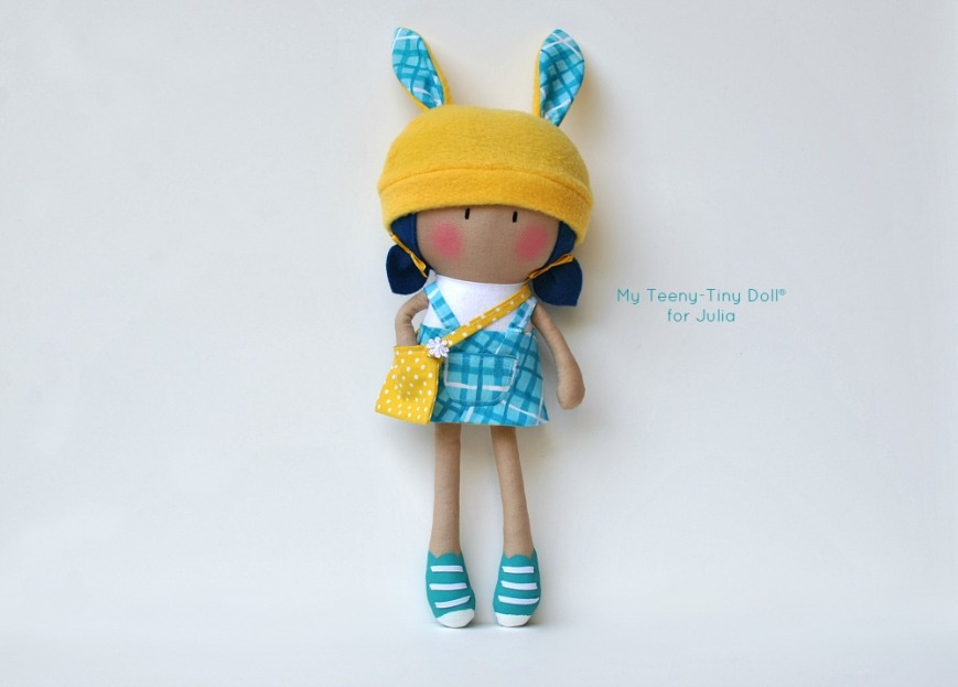 My Teeny-Tiny Doll® for Julia