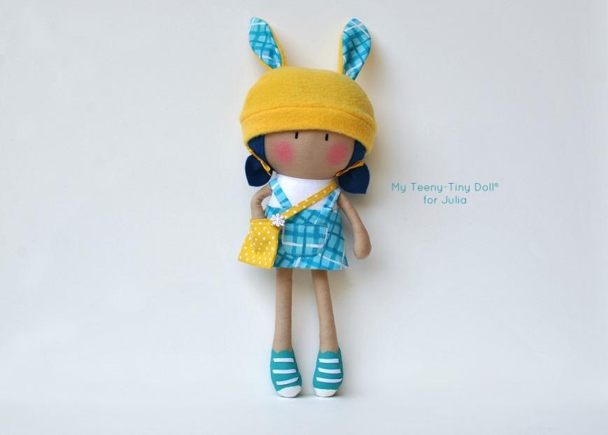 My Teeny-Tiny Doll® for Julia