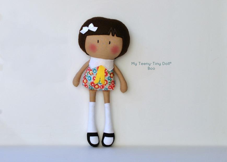 My Teeny-Tiny Doll® Boo