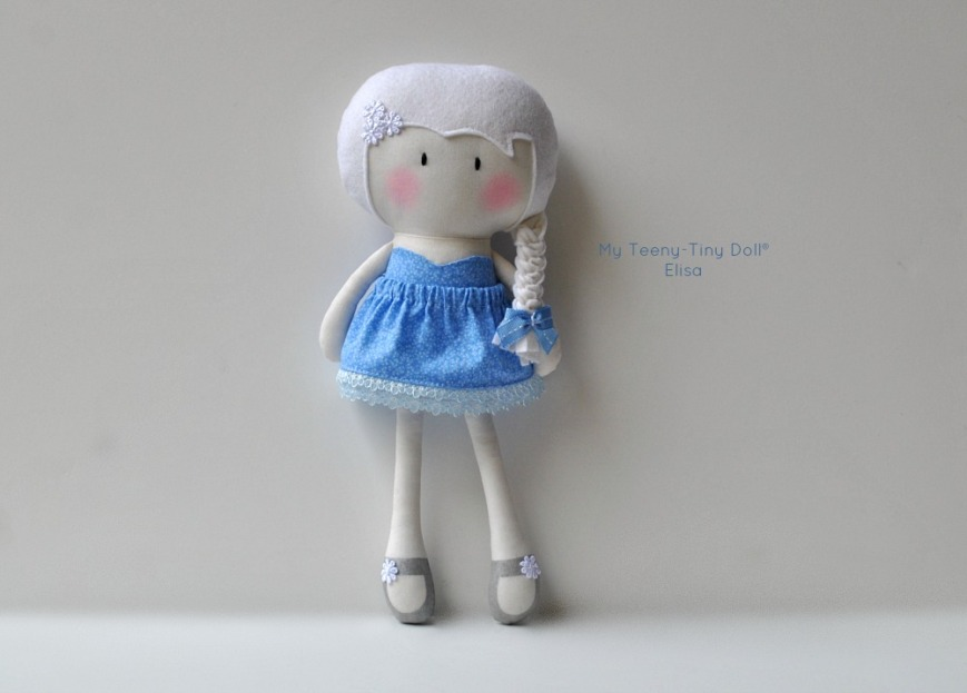 My Teeny-Tiny Doll® Elisa