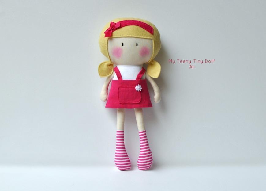 My Teeny-Tiny Doll® Ali