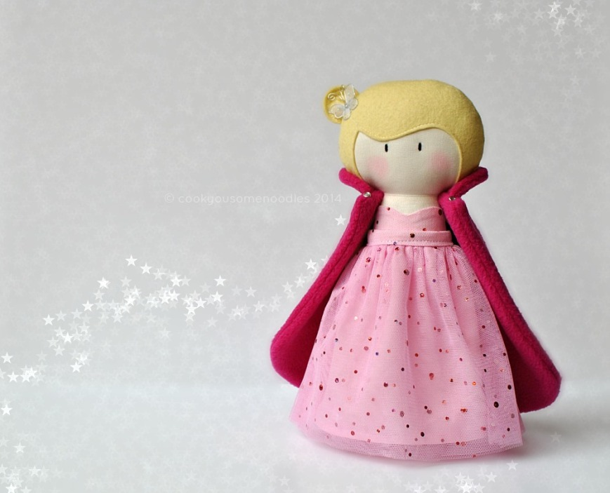 My Teeny-Tiny Princess Doll®