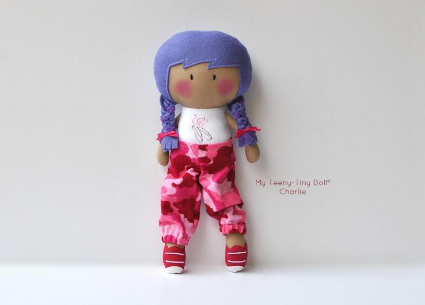 My Teeny-Tiny Doll® Charlie