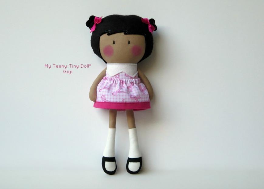 My Teeny-Tiny Doll® Gigi