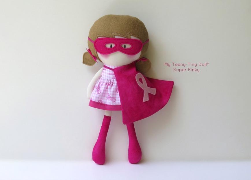 My Teeny-Tiny Doll® Super Pinky