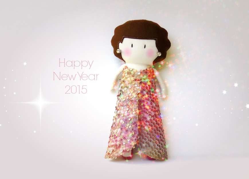 2015 My Teeny-Tiny Doll®